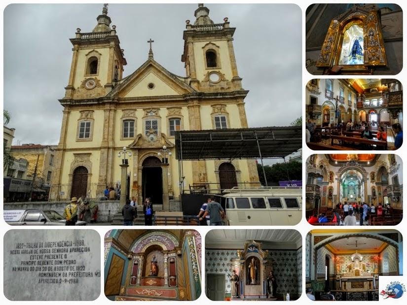 Matriz Basílica - o que fazer em Aparecida - São Paulo