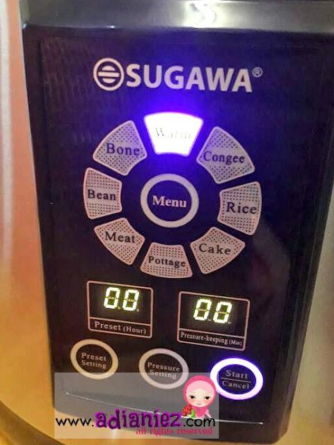 Resepi | Kari Ayam Sugawa Pressure Cooker