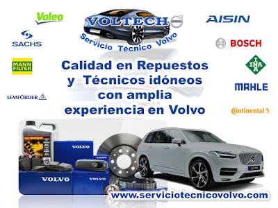 Repuestos y Accesorios Volvo