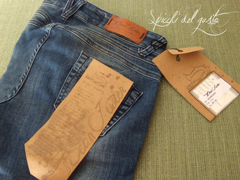 Dean Juster jeans