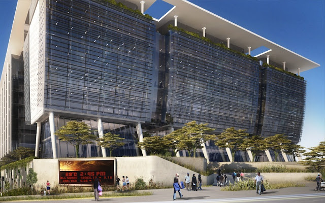 115 West Street – Alexander Forbes – Commercial Office – 36000sqm – Completion: October 2012.