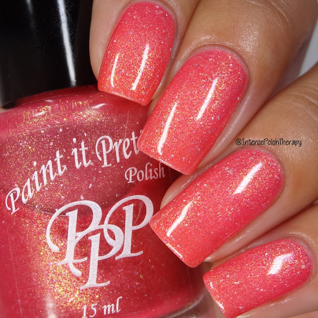 Paint It Pretty Polish - Coral Crush