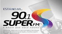 Rádio Super FM de Belo Horizonte MG ao vivo