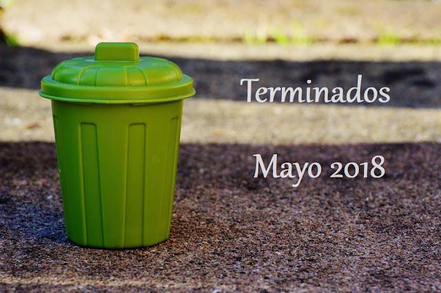 Terminados Mayo 2018