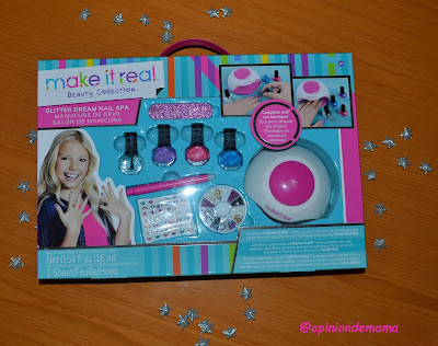 Spa de Manicura Make It Real ( para peques )