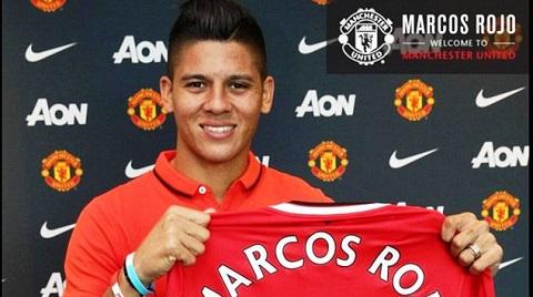 Marcos Rojo chuyển sang khoác áo số 16