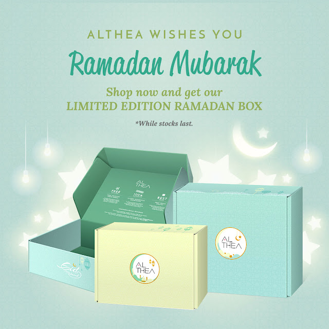 Limited Edition Raya Box