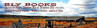 Author Stephen Bly Books