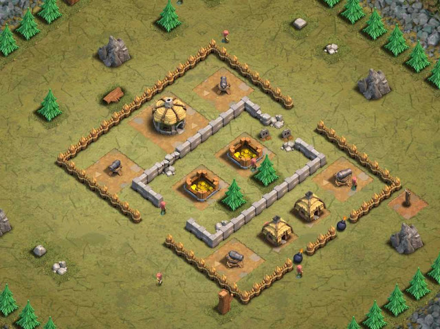 Goblin Base Gold Rush