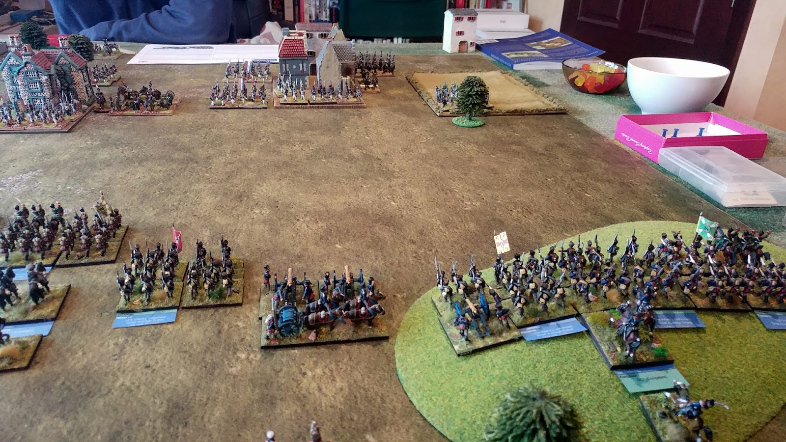 Sgt Steiner's Wargaming Blog: Field Of Glory Napoleonic 2nd