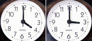 Μην ξεχαστείτε, αλλάζει η ώρα την Κυριακή