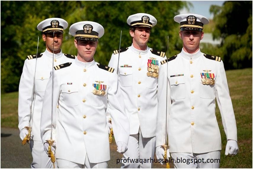 White Naval Uniform | Best Dresses 2019