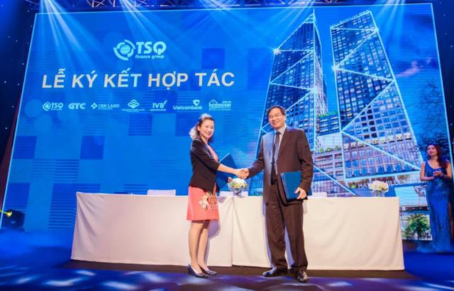 Lễ ký kết hợp tác chiến lược của Công ty TSQ Việt Nam cùng các đối tác