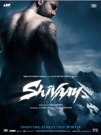 Shivaay (2016) Hindi Movie Theatrical Trailer