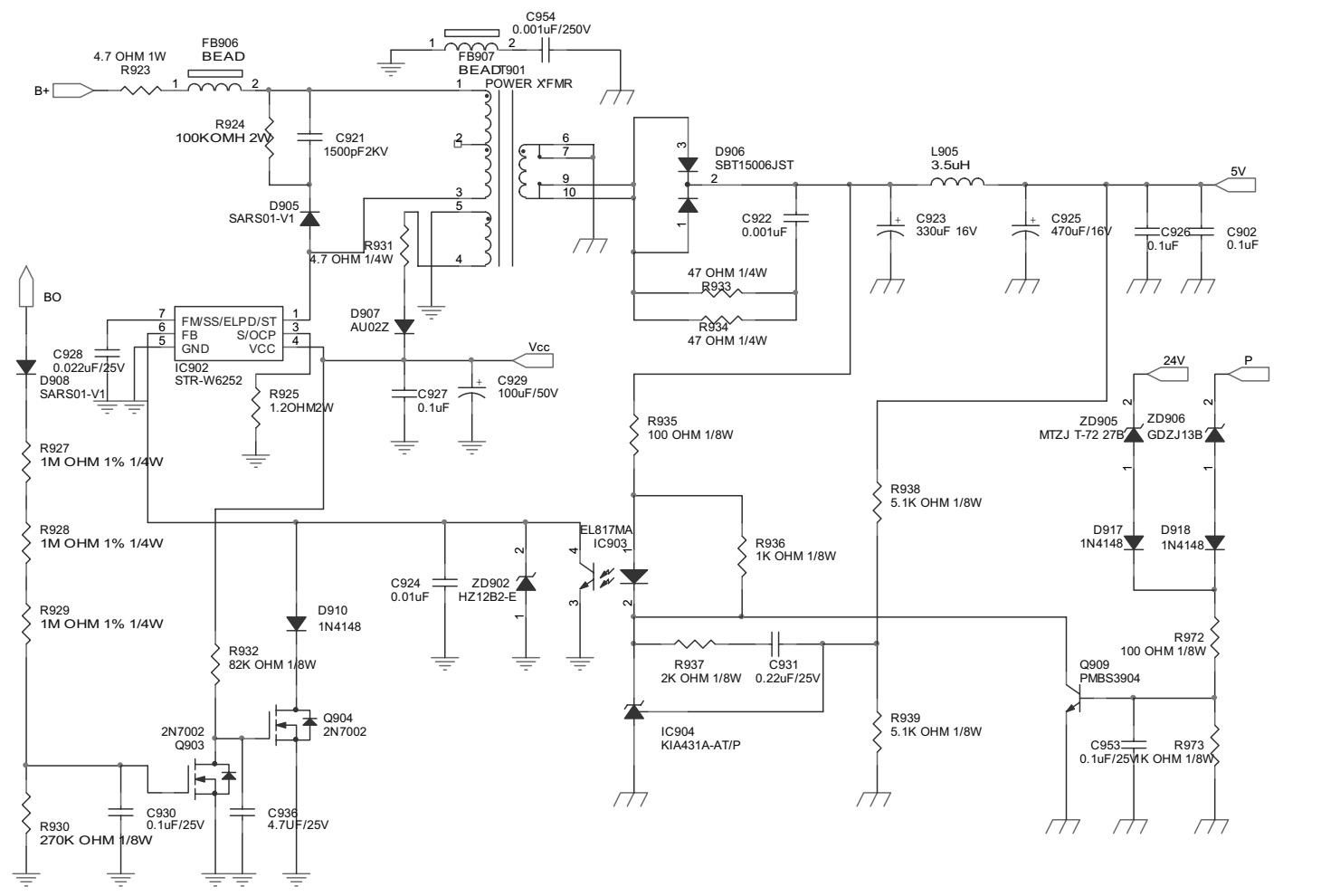 small resolution of schematic click on the circuit diagrams to magnify