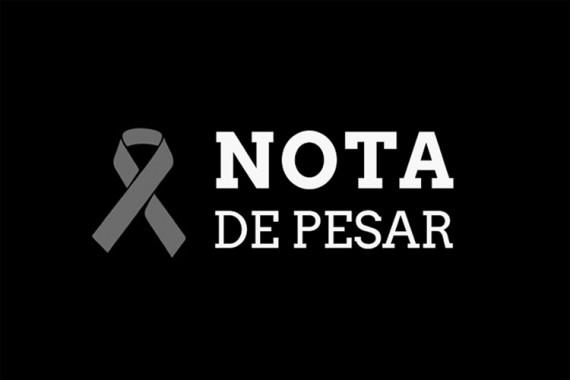 Nota de Pesar pelo falecimento da Professora Terezinha Andrade Moura de Arruda