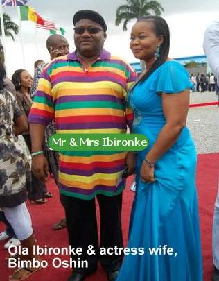 Bimbo Oshin husband dead