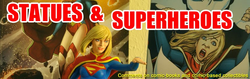 Statues and Superheroes