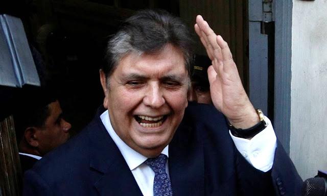 Un alto cargo de Alan García planeaba ocultar 10 millones en Andorra