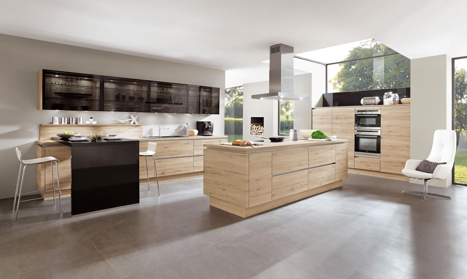 Tủ bếp đẹp giúp phòng bếp khang trang hơn | HALO | HALO MART | Vật ...