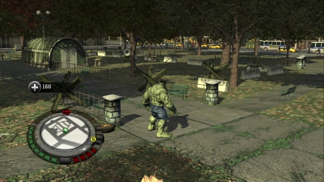Download The Incredible Hulk PC Games Gameplay