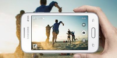kamera  Hape Samsung Galaxy V Plus
