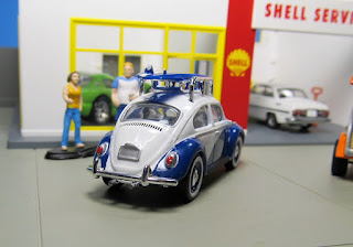 GreenLight vw Diorama