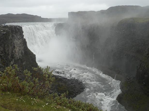 cascata Dettifoss