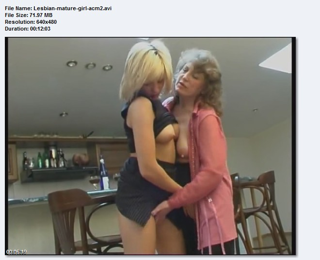 Lesbian Seduces Black Girl