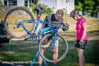 tips for better mountain biking