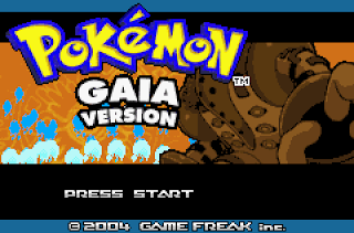 pokemon gaia cover