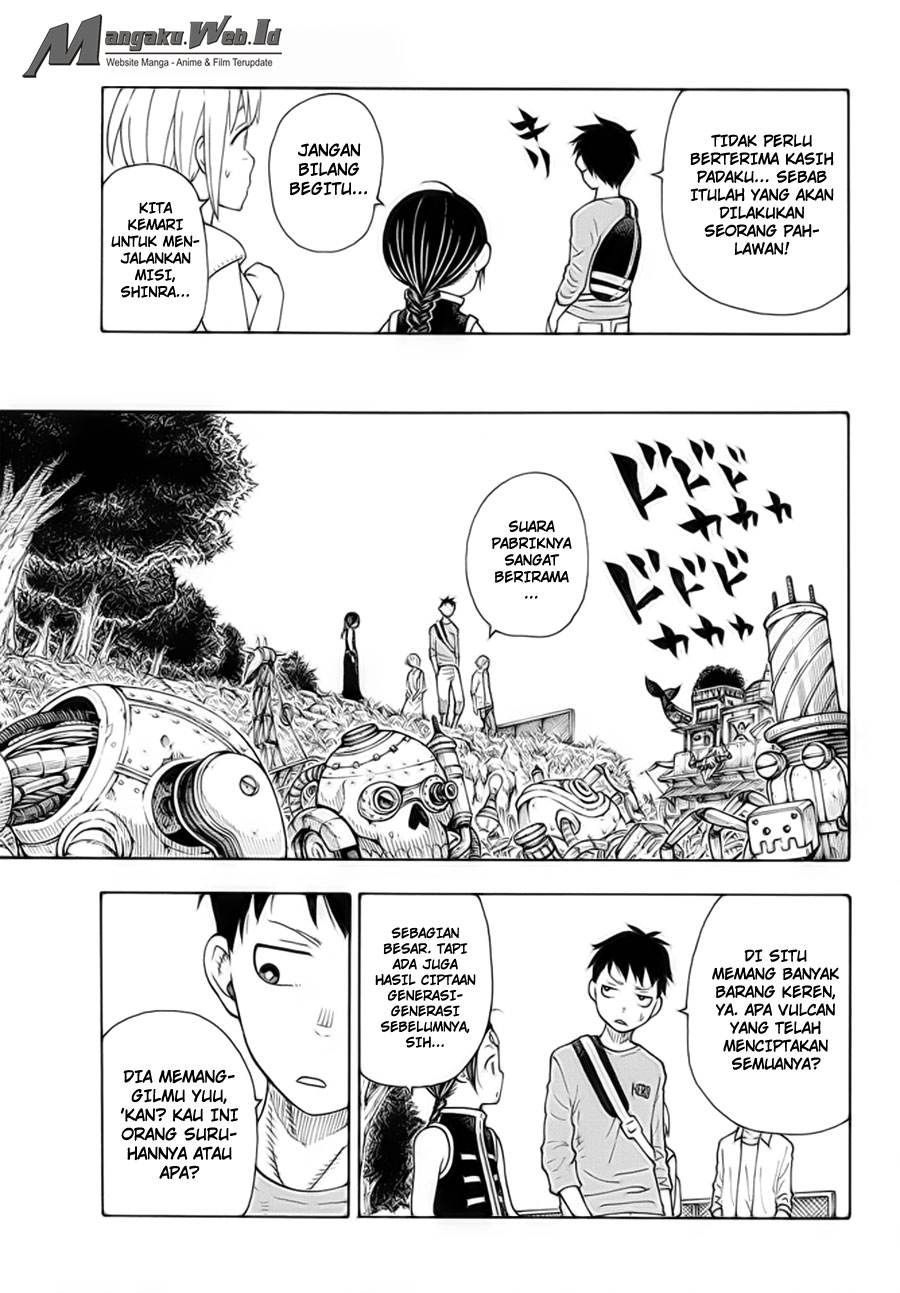 Fire Brigade of Flames Chapter 53-8