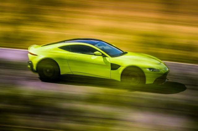 Aston Martin New Vantage