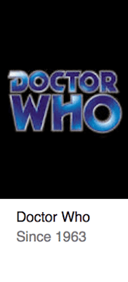 Doctor Who Best TV Series