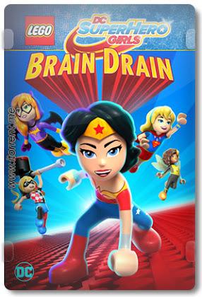LEGO DC Super Girls: Controle Mental