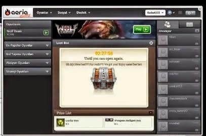 wolfteam+kutu+acma Cheat Engine İle Wolfteam Aeria İgnite Hızlı Kutu Açma