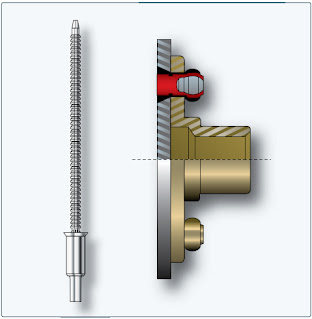 Special Purpose Fasteners for Aircraft Metal Structure Repair