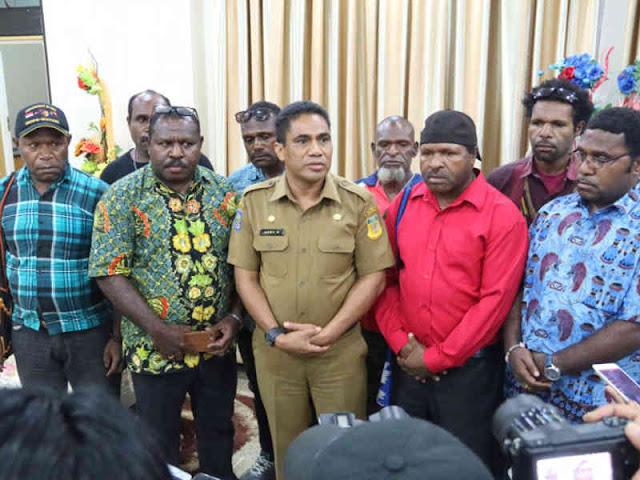 Pemprov Papua Dorong Regulasi Pelibatan Pemilik Ulayat dalam Izin Tambang Freeport