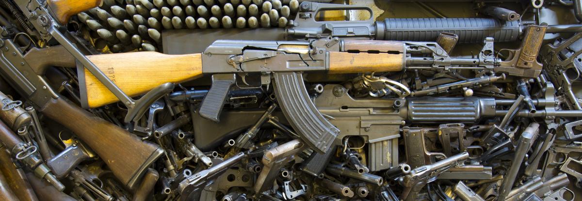 Яким має бути новий закон Про зброю