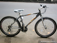 Sepeda Gunung Ion Pride 21 Speed Shimano Tourney HardTail Mountain Bike 26 Inci