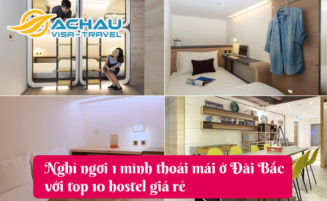 top 10 hostel gia re o dai bac