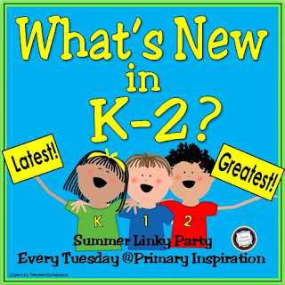 http://primaryinspiration.blogspot.com/2015/06/tuesday-linky-2-whats-new-in-k-2.html