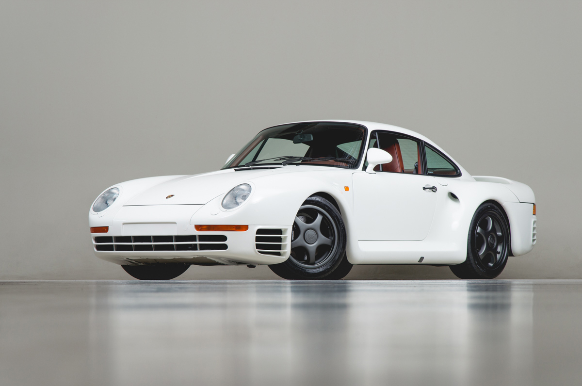 White Canepa Porsche 959 With 763hp Is The Finest Of Them All