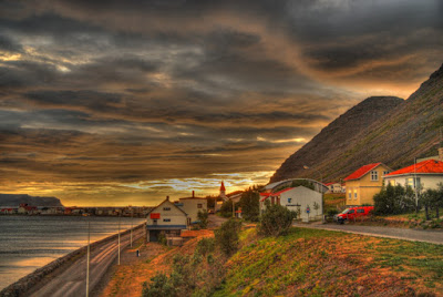 Looking for a getaway? The isolated Vesturbyggð, in Westfjords