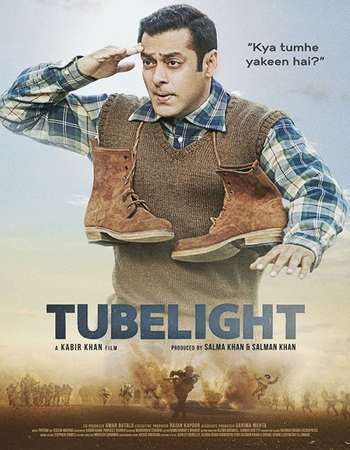 Tubelight 2017 Full Hindi Movie HDRip Download