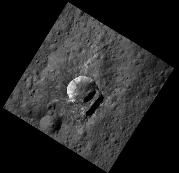 Cráter OXO.