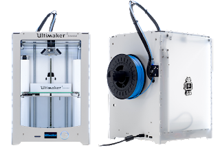 Ultimaker 2 Extended 3D Printer Review and Driver Download