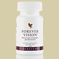 Хранителна добавка за поддържане на зрението /Forever Vision/