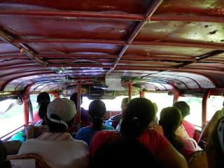 palawan bus