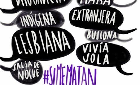 ESCAFANDRA Si me matan | Blanca Vázquez